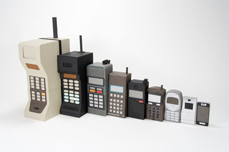 Teknologi Telepon Seluler