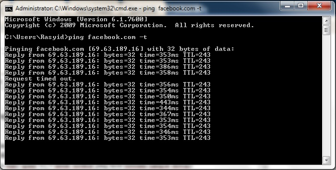 Packet Internet Gropher