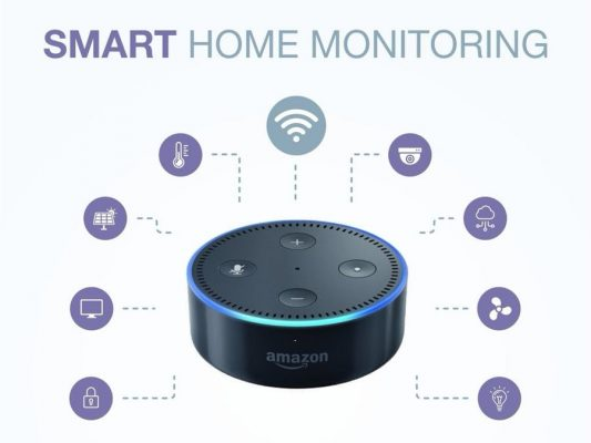 Alexa smarthome