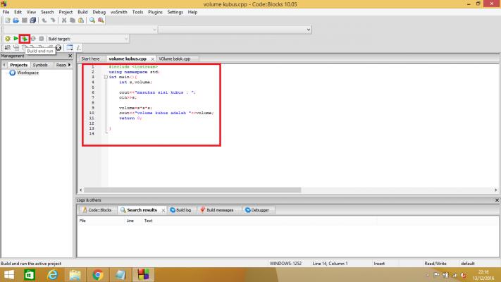 Bahasa C++