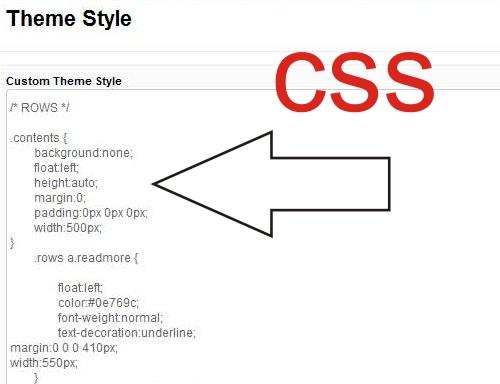 Bahasa CSS