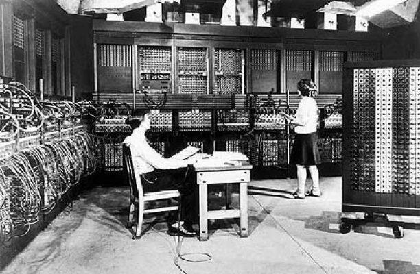 Komputer 1940-an batch processing