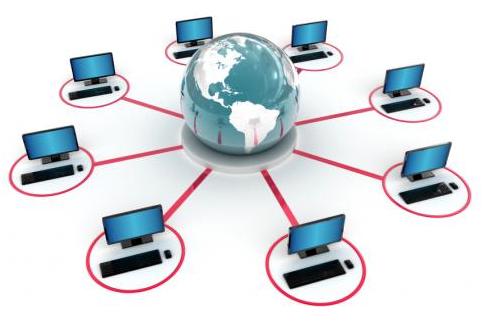 Membagi sumber daya jaringan