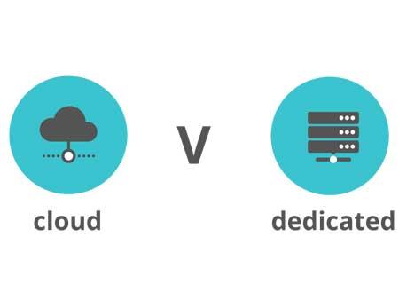 cloud server dan dedicated server