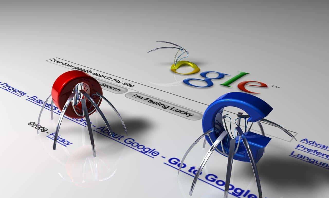 Cara kerja server Google