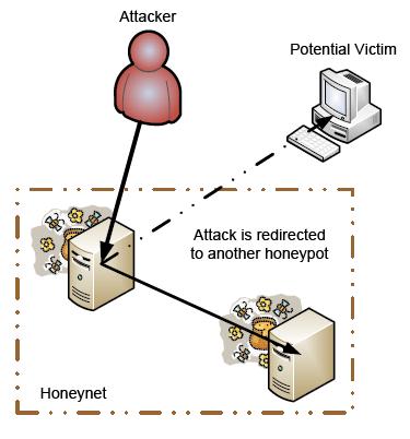Honeypot Security System