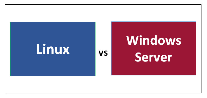 Linux Server vs Windows Server