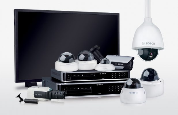 Bosch Security System