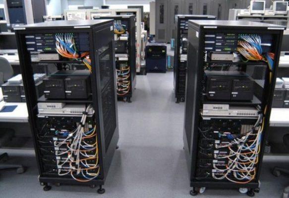 Fungsi Server Data
