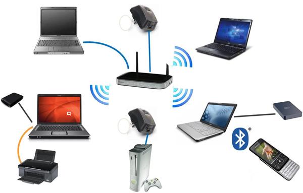 Kelebihan Jaringan Wireless