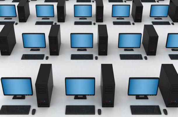 Spesifikasi Komputer Server