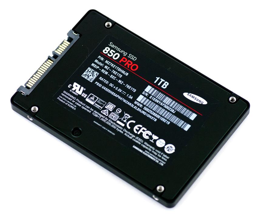 Storage SSD